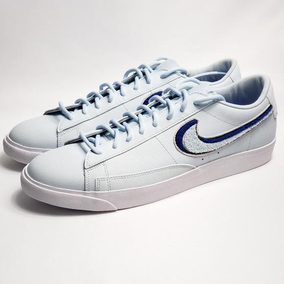 superior quality 693bb 4aca4 Nike Blazer Low 3D Men's Sz 13 Tint Blue